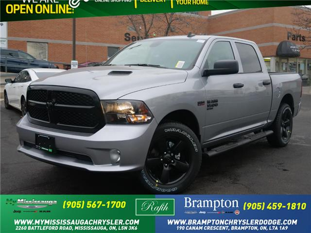 2021 RAM 1500 Classic Tradesman (Stk: 21131) in Mississauga - Image 1 of 6