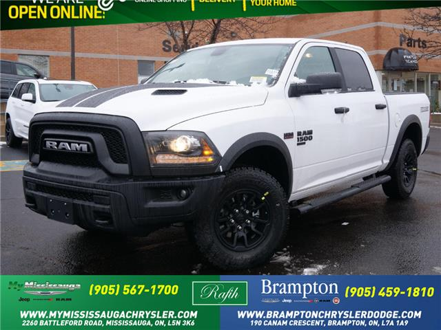 2021 RAM 1500 Classic SLT (Stk: 21133) in Mississauga - Image 1 of 6
