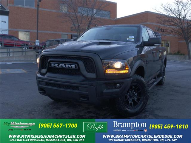 2021 RAM 1500 Classic SLT (Stk: 21106) in Mississauga - Image 1 of 6