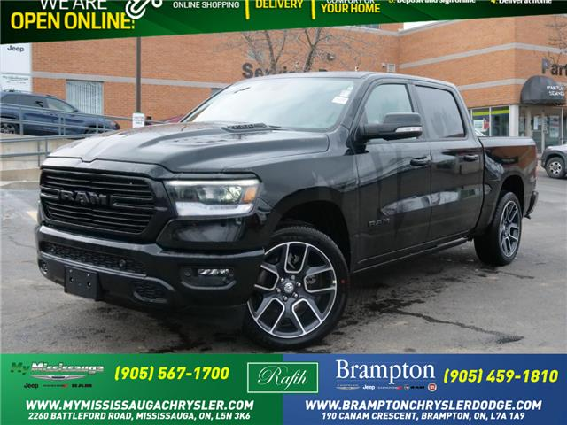 2021 RAM 1500 Sport (Stk: 21200) in Mississauga - Image 1 of 6