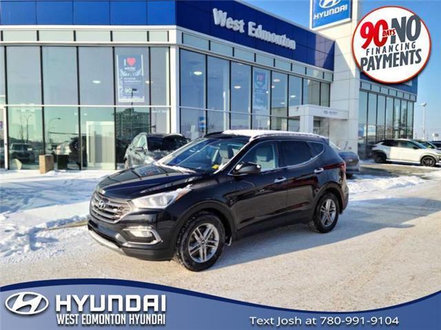 2018 Hyundai Santa Fe Sport 2.4 Base (Stk: 19535A) in Edmonton - Image 1 of 23