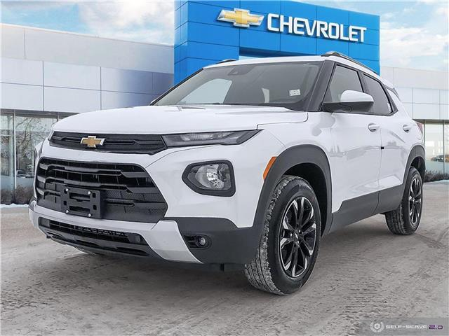 2021 Chevrolet TrailBlazer LT (Stk: G21429) in Winnipeg - Image 1 of 26