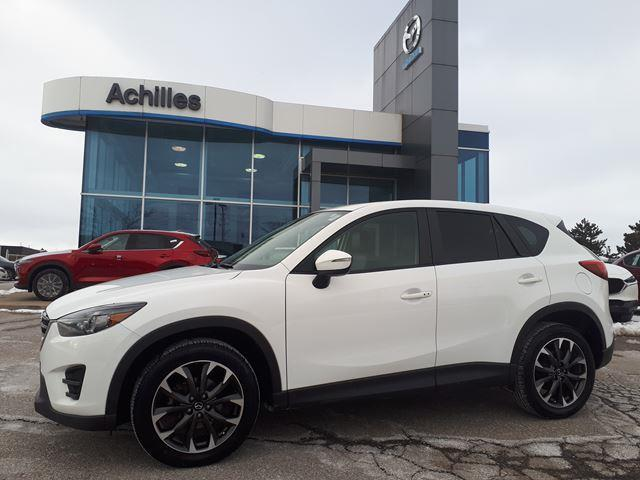 2016 Mazda CX-5 GT (Stk: P6015) in Milton - Image 1 of 12