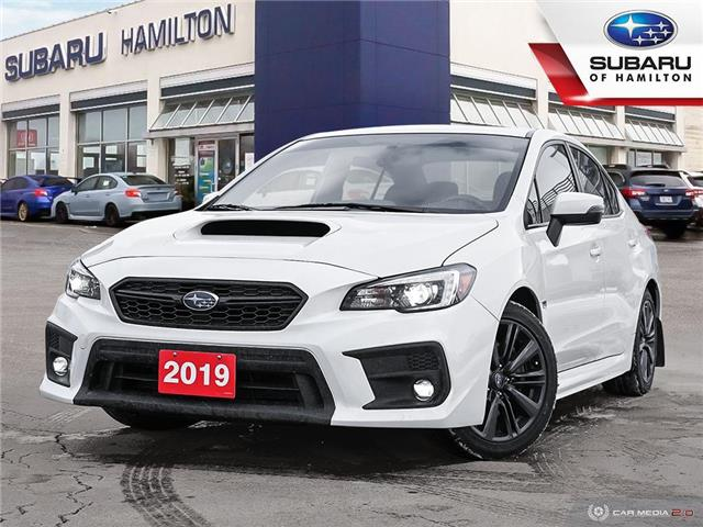 2019 Subaru WRX Sport (Stk: U1645) in Hamilton - Image 1 of 30