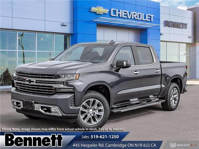2021 Chevrolet Silverado 1500 High Country (Stk: 210432) in Cambridge - Image 1 of 22