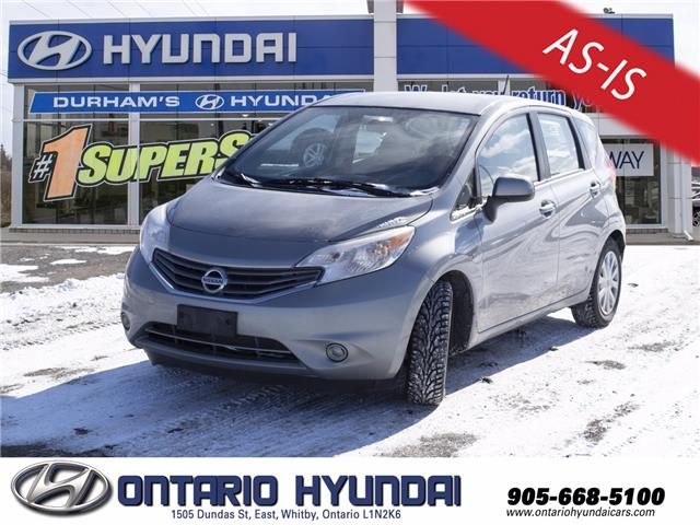 2014 Nissan Versa Note 1.6 S (Stk: 00637K) in Whitby - Image 1 of 12