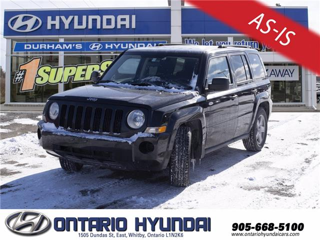 2010 Jeep Patriot Sport/North (Stk: 53715K) in Whitby - Image 1 of 12