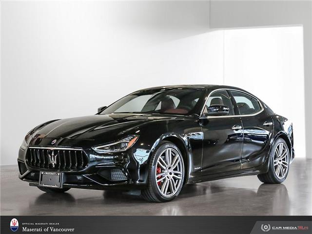 2021 Maserati Ghibli S Q4 GranSport (Stk: N1537) in Vancouver - Image 1 of 10