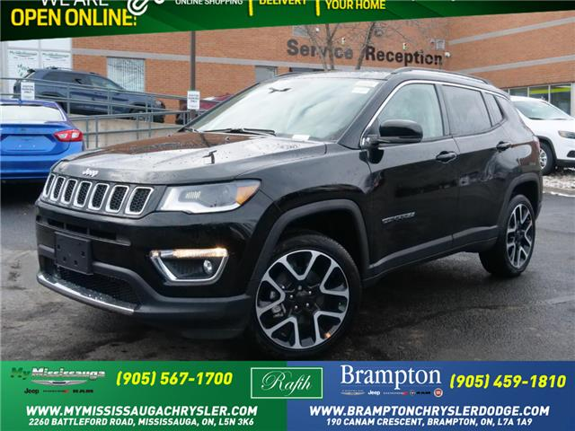 2021 Jeep Compass Limited (Stk: 21161) in Mississauga - Image 1 of 6