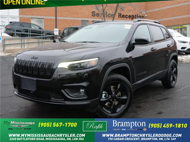 2021 Jeep Cherokee Altitude (Stk: 21105) in Mississauga - Image 1 of 6