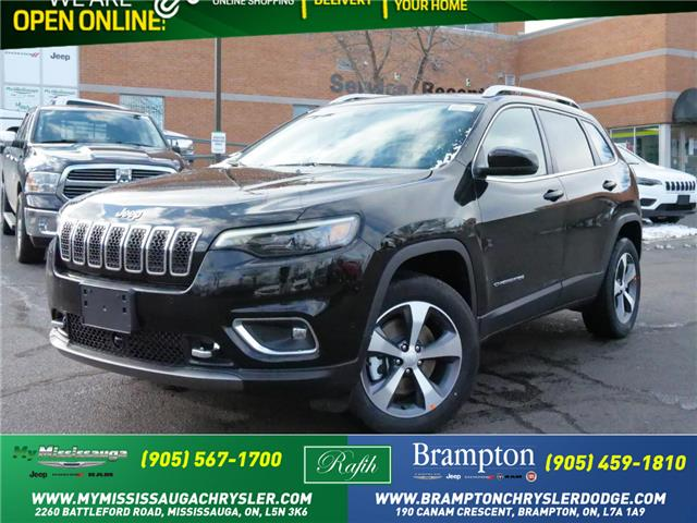 2021 Jeep Cherokee Limited (Stk: 21091) in Mississauga - Image 1 of 6