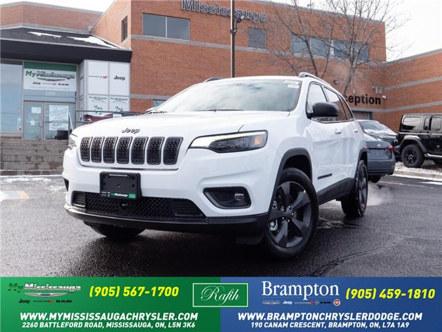 2021 Jeep Cherokee North (Stk: 21054) in Mississauga - Image 1 of 6