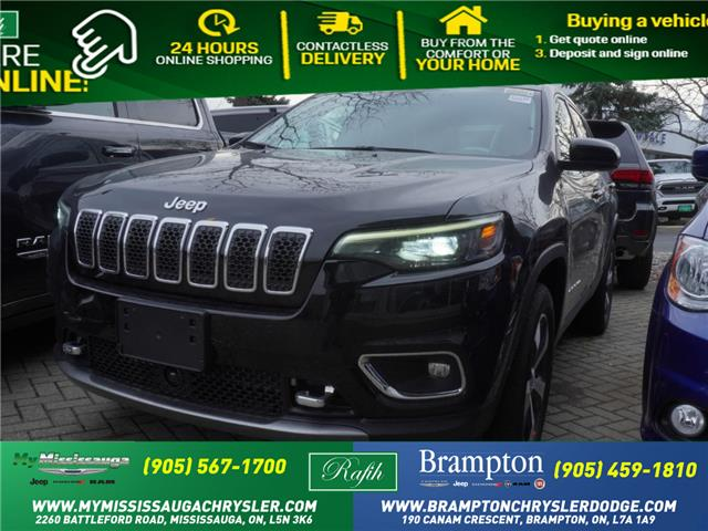 2021 Jeep Cherokee Limited (Stk: 21038) in Mississauga - Image 1 of 7