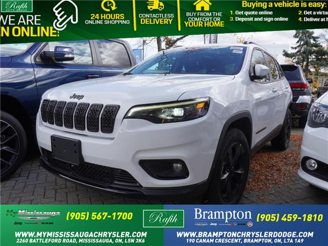 2021 Jeep Cherokee Altitude (Stk: 21008) in Mississauga - Image 1 of 7