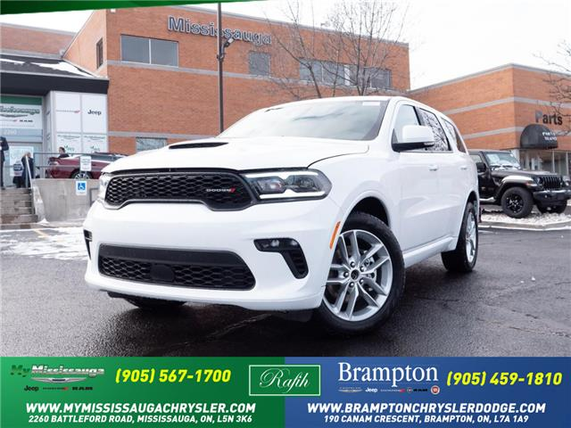 2021 Dodge Durango GT (Stk: 21052) in Mississauga - Image 1 of 6