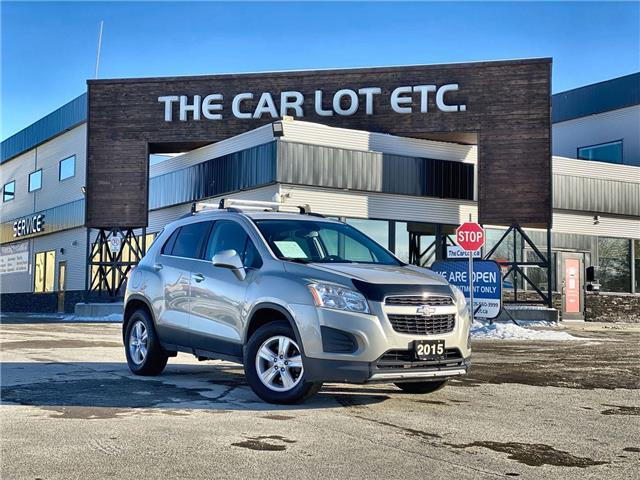 2015 Chevrolet Trax 1LT (Stk: 20644) in Sudbury - Image 1 of 23