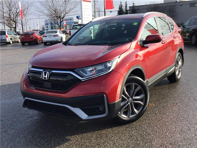 2021 Honda CR-V EX-L (Stk: 21278) in Barrie - Image 1 of 30