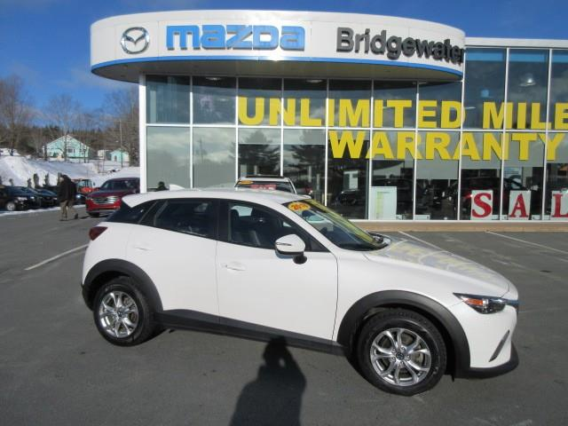 2018 Mazda CX-3 50th Anniversary Edition (Stk: ) in Hebbville - Image 1 of 18