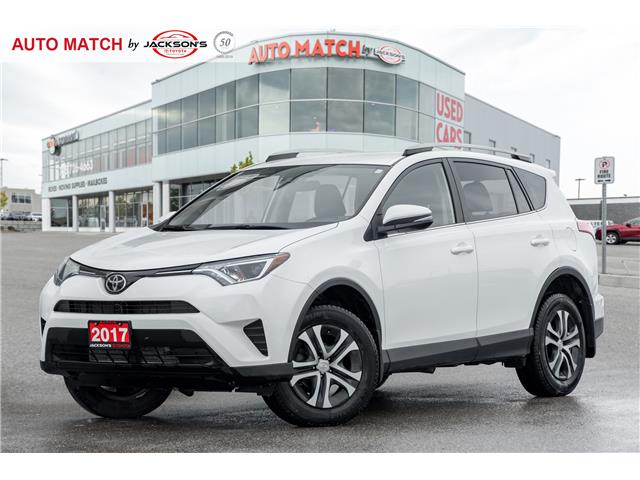 2017 Toyota RAV4 LE (Stk: U4954) in Barrie - Image 1 of 19