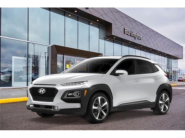 2021 Hyundai Kona 2.0L Preferred (Stk: N2795) in Burlington - Image 1 of 3
