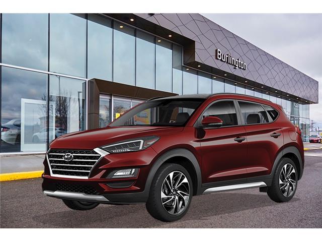2021 Hyundai Tucson Preferred w/Trend Package (Stk: N2802) in Burlington - Image 1 of 3
