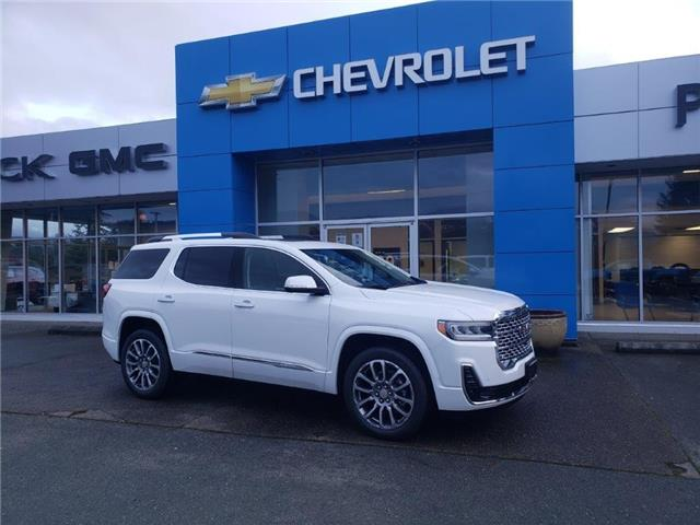 2021 GMC Acadia Denali (Stk: 21T87) in Port Alberni - Image 1 of 30