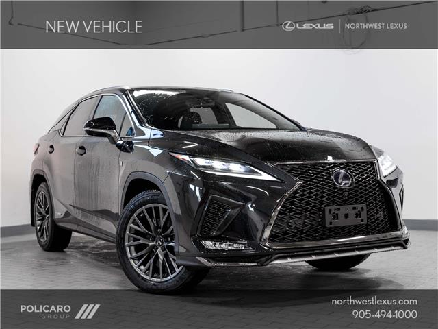 2021 Lexus RX 450h Base (Stk: 58435) in Brampton - Image 1 of 21