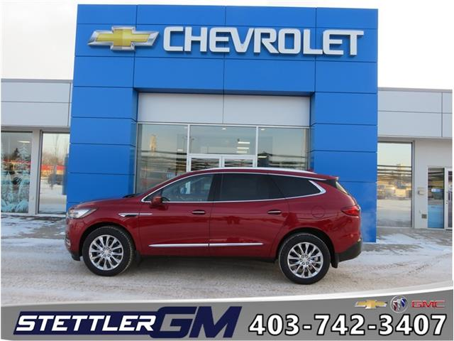 2021 Buick Enclave Essence (Stk: 21068) in STETTLER - Image 1 of 21