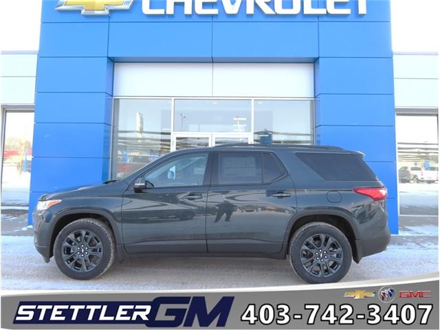 2021 Chevrolet Traverse RS (Stk: 21076) in STETTLER - Image 1 of 25