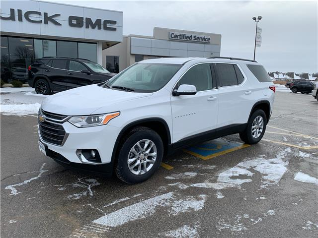 2021 Chevrolet Traverse LT Cloth (Stk: 47501) in Strathroy - Image 1 of 7