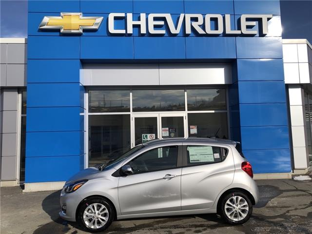 2021 Chevrolet Spark 1LT CVT (Stk: 25744B) in Blind River - Image 1 of 13