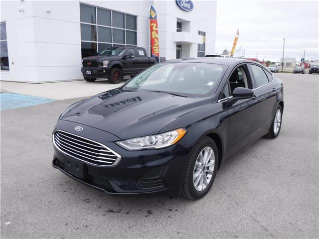 2020 Ford Fusion SE (Stk: 20-12) in Kapuskasing - Image 1 of 8