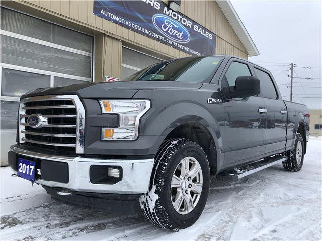 2017 Ford F-150  (Stk: U-4562) in Kapuskasing - Image 1 of 16