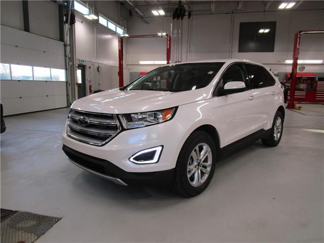 2017 Ford Edge SEL (Stk: 2092261) in Moose Jaw - Image 1 of 29