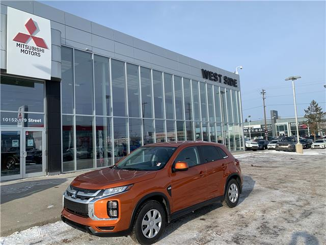 2021 Mitsubishi RVR ES (Stk: R21007) in Edmonton - Image 1 of 23