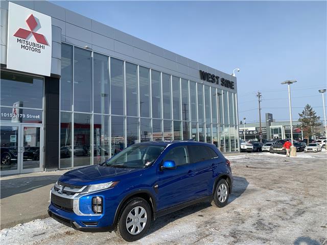 2021 Mitsubishi RVR ES (Stk: R21005) in Edmonton - Image 1 of 23