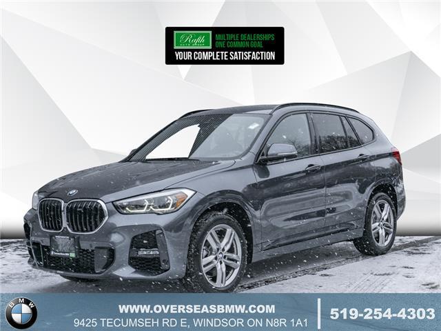 2021 BMW X1 xDrive28i (Stk: B8470) in Windsor - Image 1 of 21