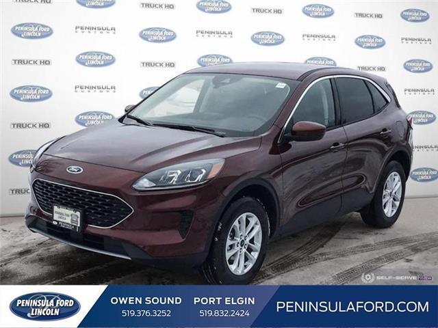 2021 Ford Escape SE (Stk: 21ES01) in Owen Sound - Image 1 of 25