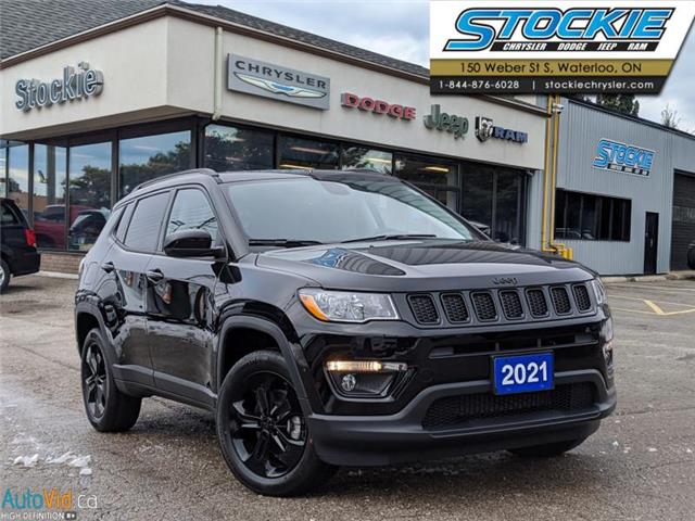 2021 Jeep Compass Altitude (Stk: 35200) in Waterloo - Image 1 of 16