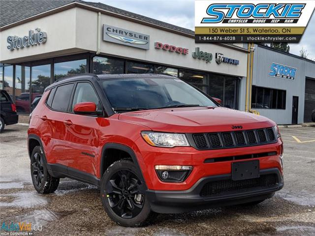 2021 Jeep Compass Altitude (Stk: 35596) in Waterloo - Image 1 of 16