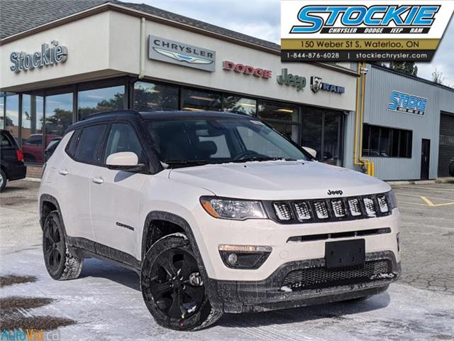 2021 Jeep Compass Altitude (Stk: 35772) in Waterloo - Image 1 of 16