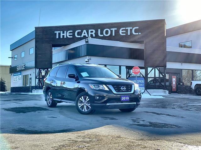 2019 Nissan Pathfinder SV Tech (Stk: 20703) in Sudbury - Image 1 of 29