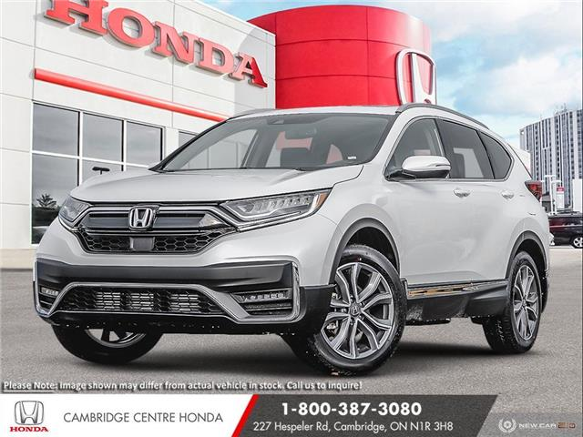 2021 Honda CR-V Touring (Stk: 21587) in Cambridge - Image 1 of 24