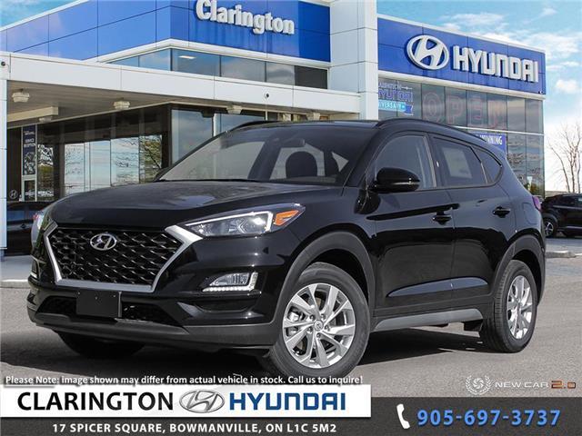 2021 Hyundai Tucson Preferred (Stk: 20981) in Clarington - Image 1 of 24