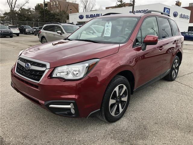 2018 Subaru Forester  (Stk: JH459824) in Scarborough - Image 1 of 20