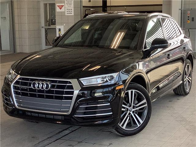 2018 Audi Q5 2.0T Progressiv (Stk: PL21007) in Kingston - Image 1 of 30