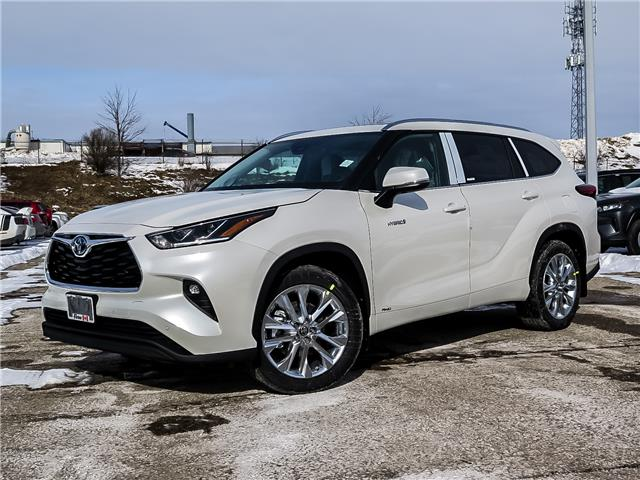 2021 Toyota Highlander Hybrid Limited (Stk: 15214) in Waterloo - Image 1 of 22