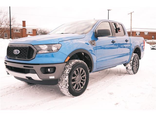 2021 Ford Ranger XLT (Stk: 2100480) in Ottawa - Image 1 of 18