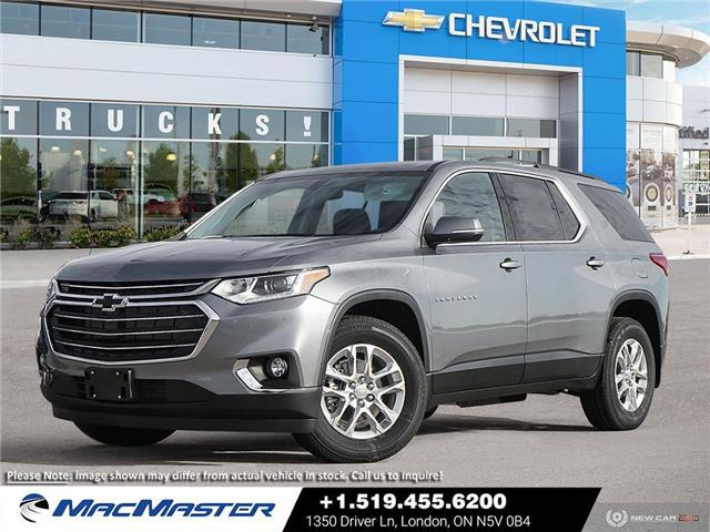 2021 Chevrolet Traverse LT Cloth (Stk: 210383) in London - Image 1 of 23