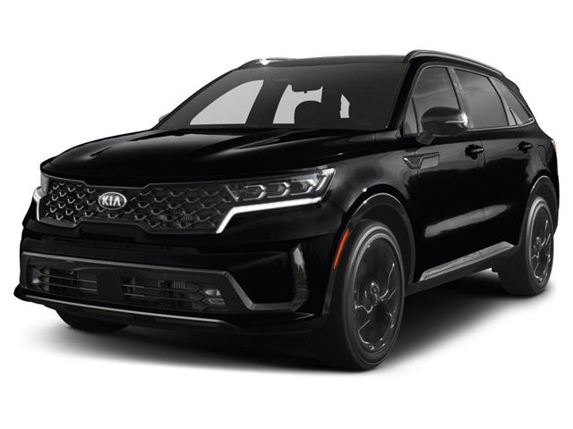 2021 Kia Sorento 2.5T SX w/Burgundy Leather (Stk: 146-21) in Burlington - Image 1 of 3